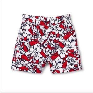 Other - Vineyard Vines for Target Red Whale Swim Trunks